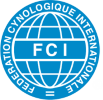 FCI (Fédération Cynologique Internationale) Logo