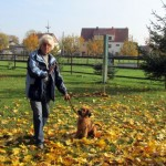 Gisela mit Chuuchuu